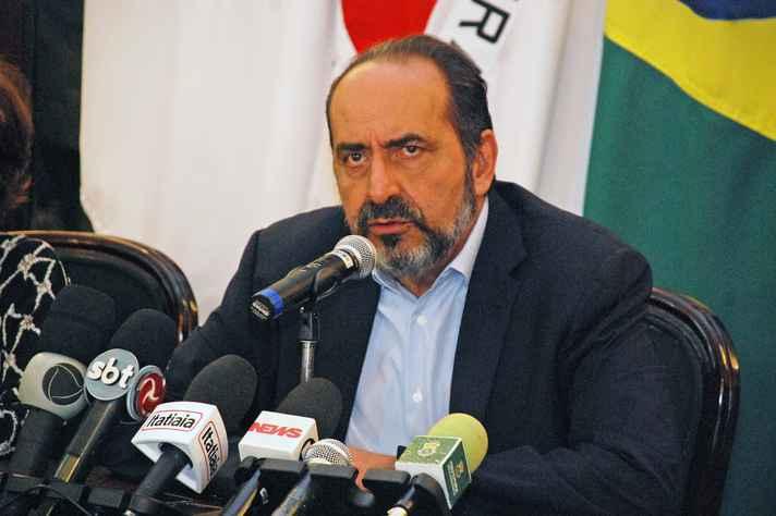 Kalil criticou a condução da crise pelo governo Temer