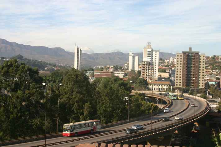 Entrada do Barreiro - Belo  Horizonte
