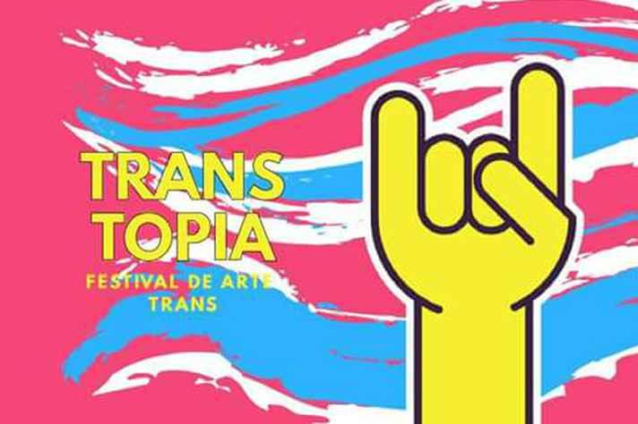 Festival Transtopia reúne a arte feita por pessoas trans de BH.