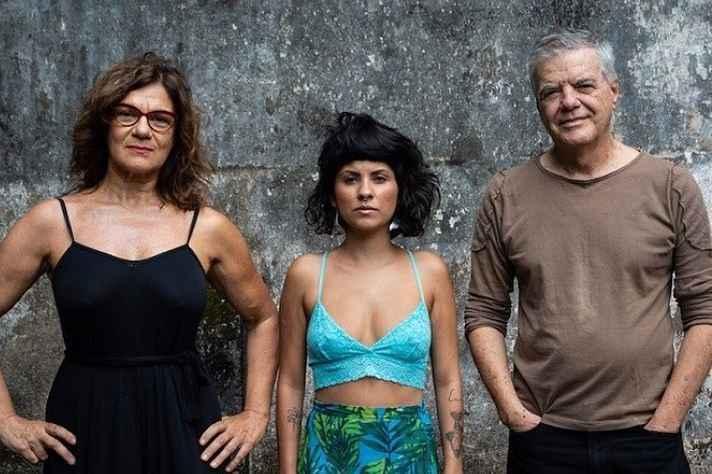 Titane com Mariana Cavanellas e Túlio Mourão