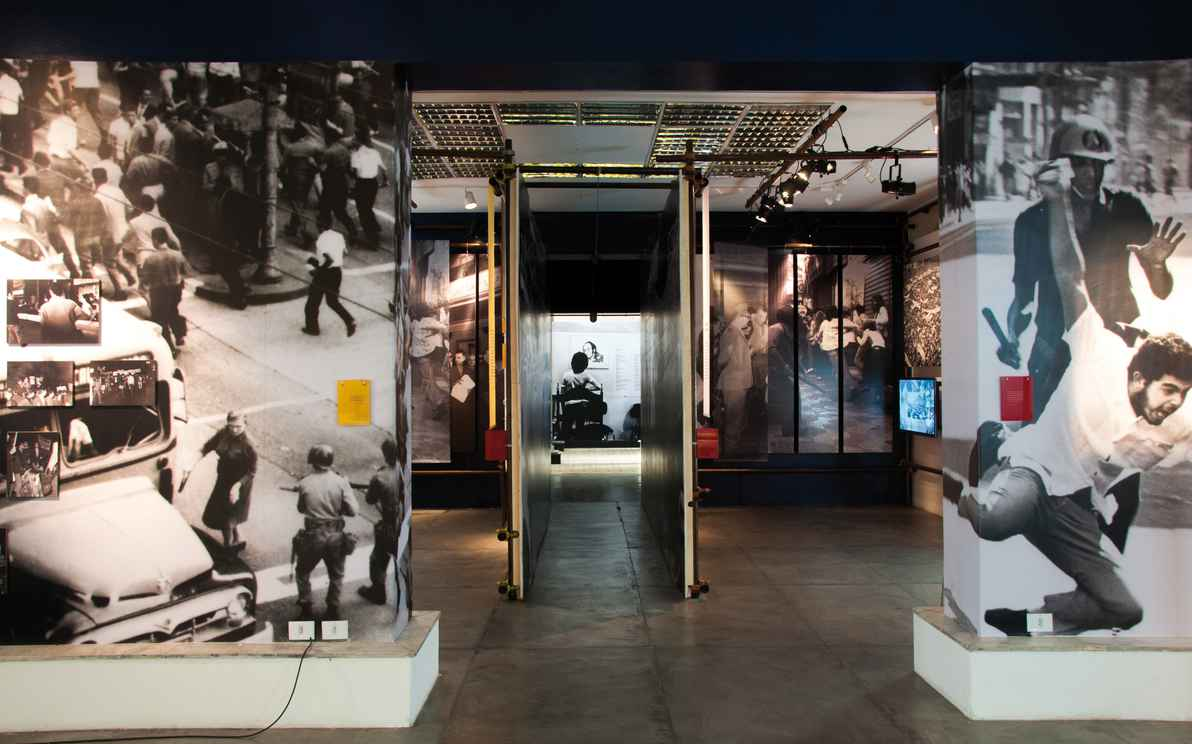 Exposição no Centro Cultural trabalha com a desconstrução do esquecimento