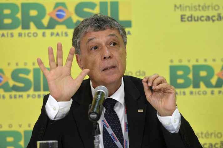 José Francisco Soares, ex-presidente do Inep