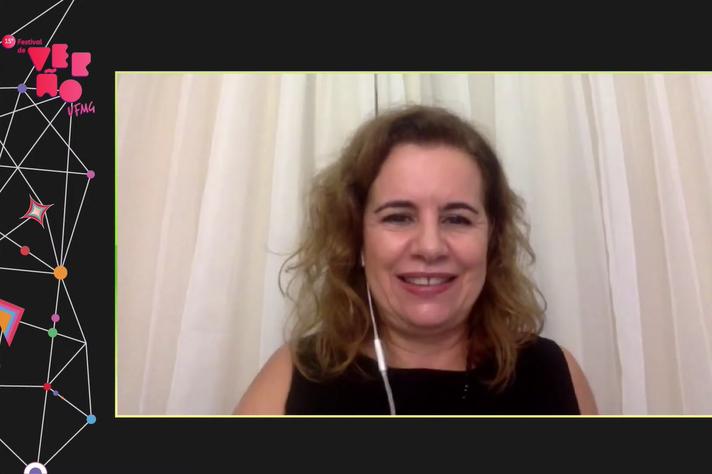 Sandra Goulart: cultura como dimensão formativa