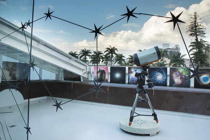Planetário exibirá sessões unindo poesia e estrelas