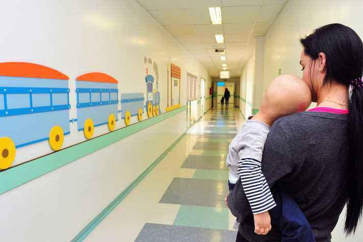 Hospital da Criança de Brasília: estudo ecológico transversal