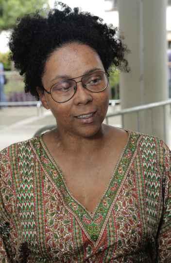 Caroline Aparecida Cunha se inscreveu como cotista