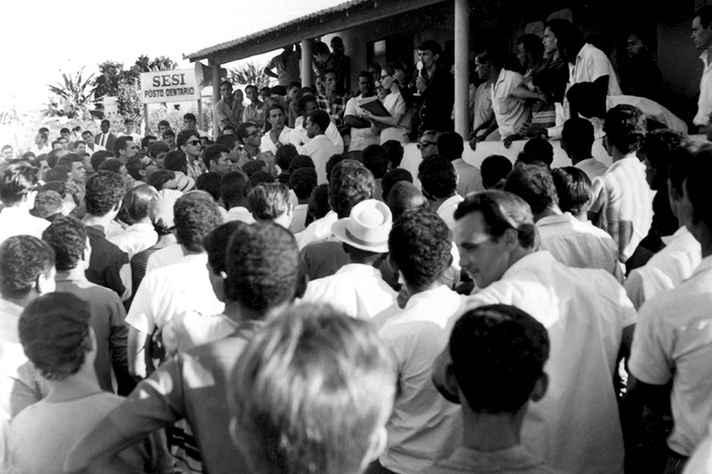 50 anos da greve de Contagem