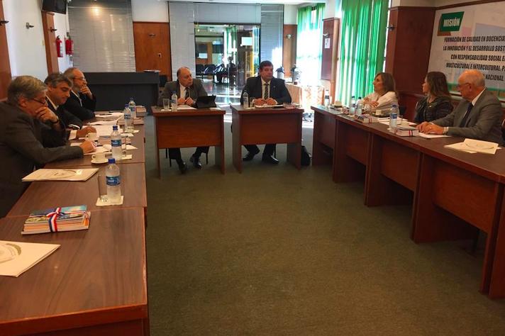 Encontro da Associação de Universidades do Grupo Montevidéu (AUGM) acontece para debater políticas de educação superior