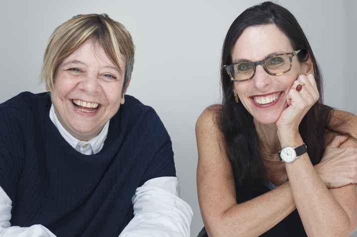 Heloisa Starling (à esquerda) e Lilia Schwarcz vão ministrar conferência sobre história do Brasil