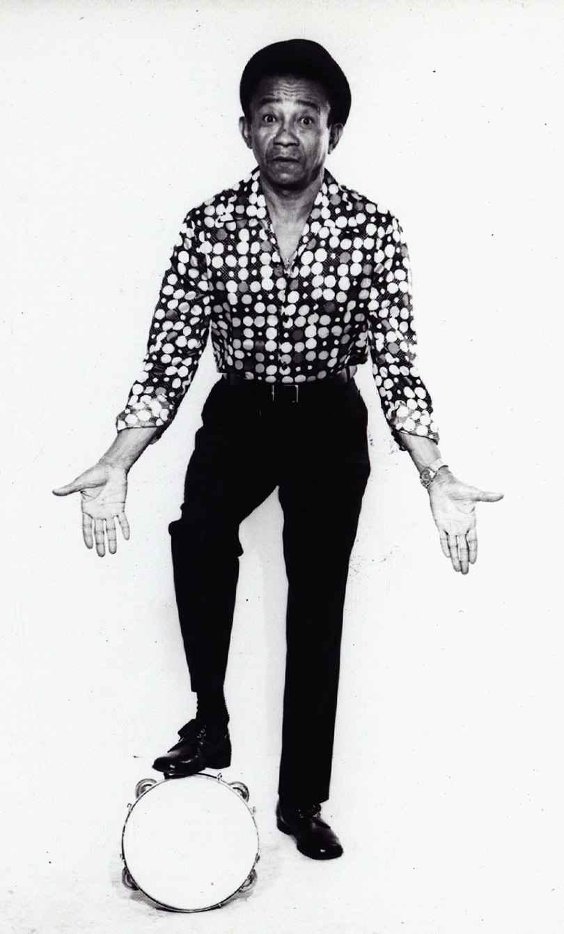 Jackson do Pandeiro em 1972