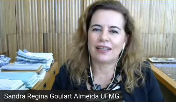 Sandra Regina Goulart Almeida