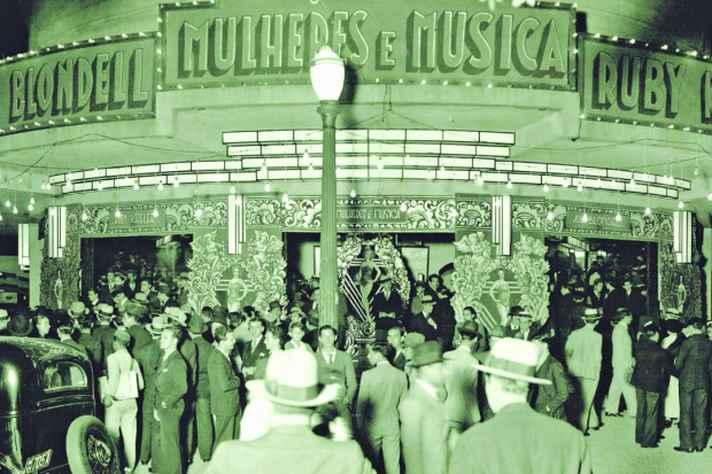 História e memórias das salas de cinema de BH