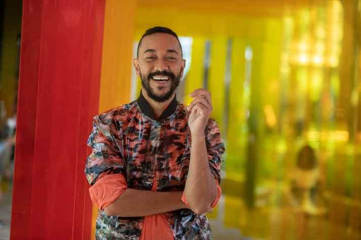 Moisés Navarro lança o álbum