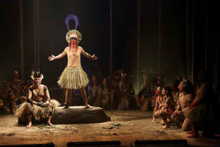 Evento homenageia povos nativos, pilares da cultura brasileira