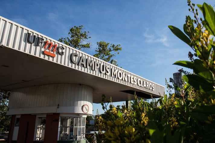 Campus da UFMG em Montes Claros