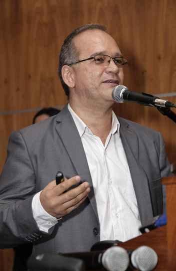 Gesil Sampaio Amarante Segundo, coordenador do Núcleo de Inovação Tecnológica da Universidade Estadual de Santa Cruz (Bahia)