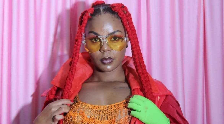 Tamara Franklin é rapper de Ribeirão das Neves, na Grande BH
