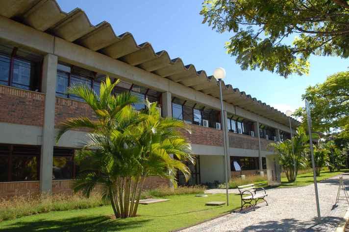 Ieat fica localizado na Unidade Administrativa III da UFMG, no campus Pampulha