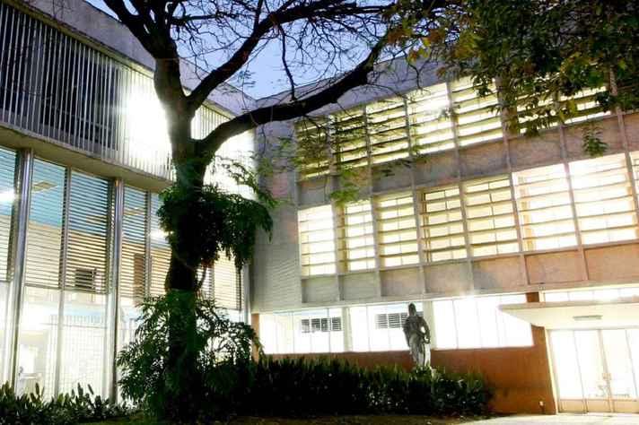 Escola de Arquitetura da UFMG abriga o programa de pós-graduação