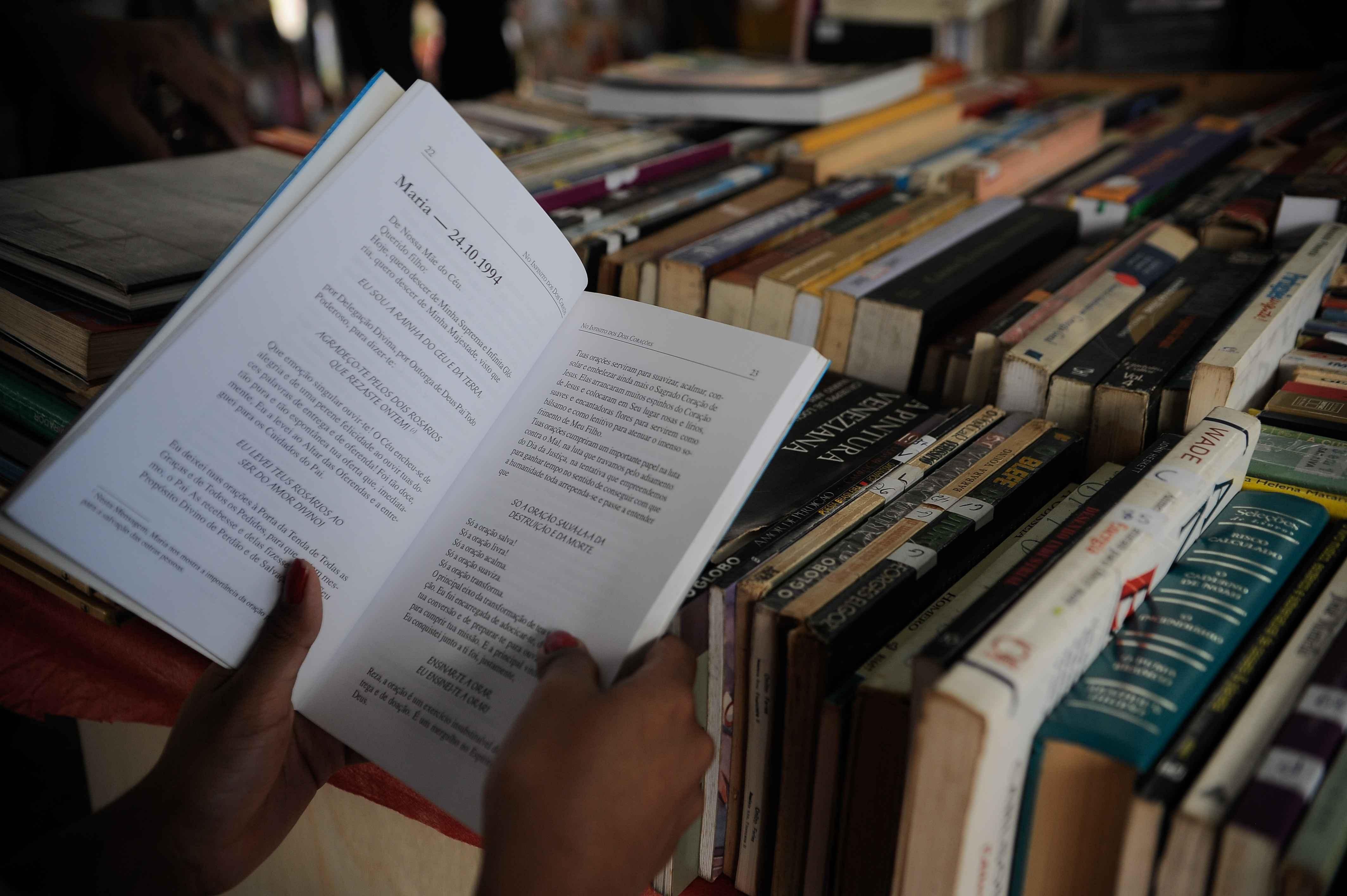 Escrita e literatura estão entre as linhas temáticas abordadas no evento