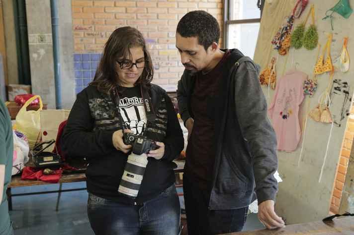 A residência artística é ministrada pelo fotógrafo Francisco Valdean