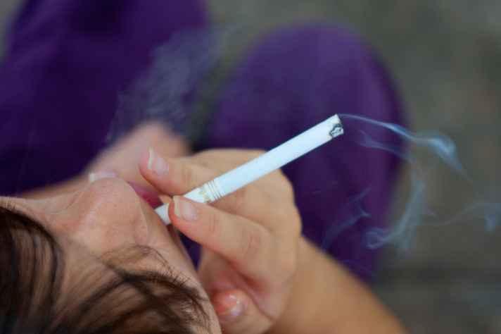 A relação entre o câncer e hábitos  nocivos
