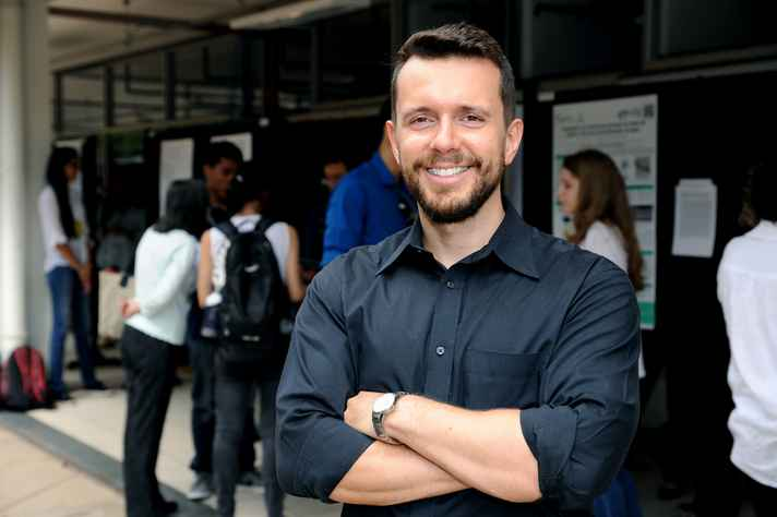 Bruno Teixeira: popularização da ciência