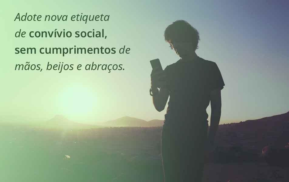 <p>Mas lembre-se que, neste período de distanciamento social, o mais recomendável é não fazer nenhum tipo de reunião social, mesmo as pequenas.</p>