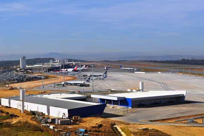 Aeroporto de Confins: impulso para desenvolvimento do Vetor Norte