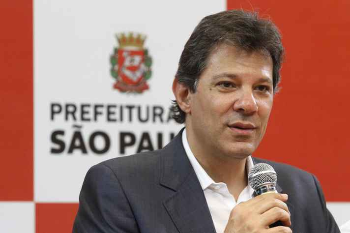 Haddad foi ministro da Educação e prefeito da maior cidade da América Latina
