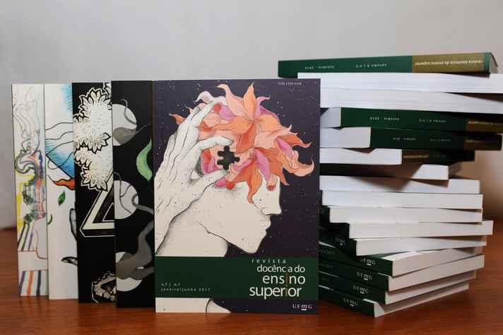 Revista 'Docência do ensino superior': recursos para quatro edições