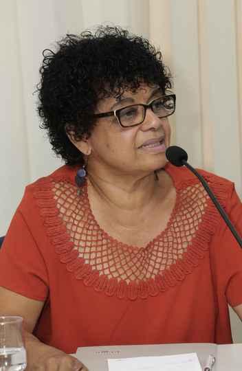 Zélia Profeta, diretora regional da Fundação Oswaldo Cruz