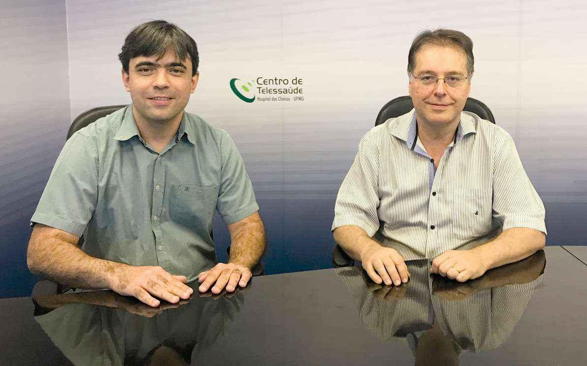 Bruno Nascimento e Antônio Pinho Ribeiro desenvolveram um método simplificado de diagnóstico da doença