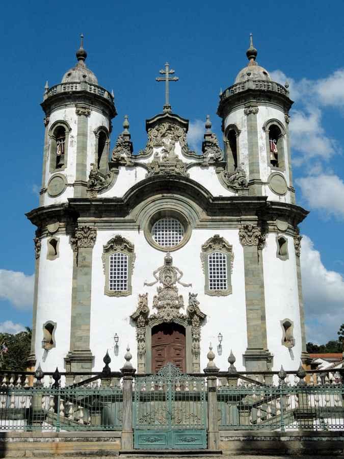 Igreja São Francisco de Assis em São João del-Rei