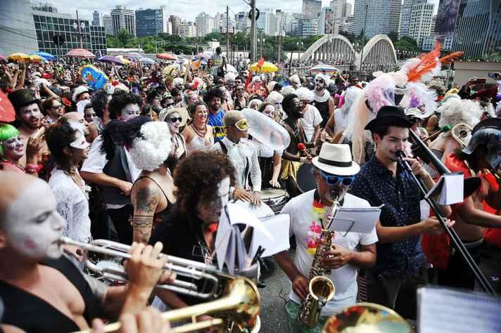 Carnaval de Belo Horizonte vai receber milhares foliões