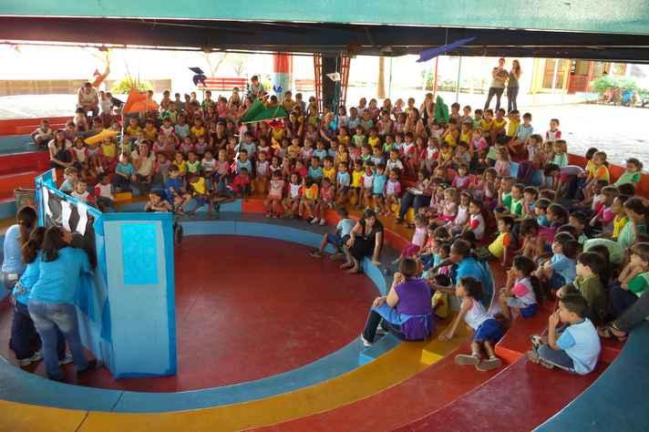 Vagas são destinadas a crianças cujas famílias mantêm vínculo ativo com a UFMG