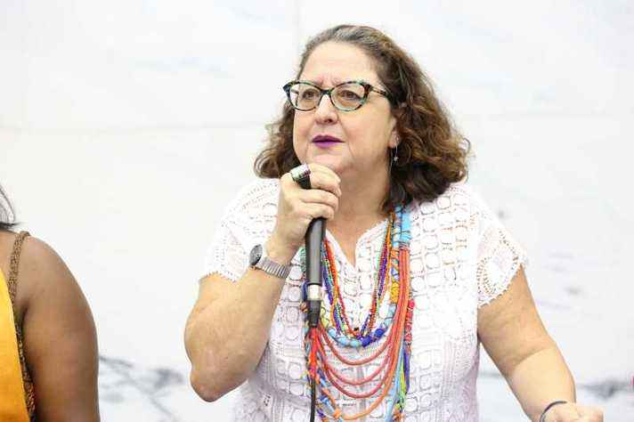 Professora Marlise Matos (Nepem/UFMG)
