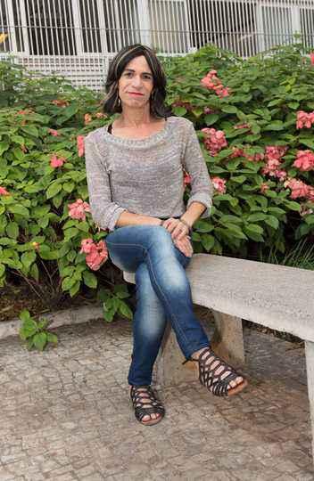 Samara Pimenta, servidora transmulher da UFMG