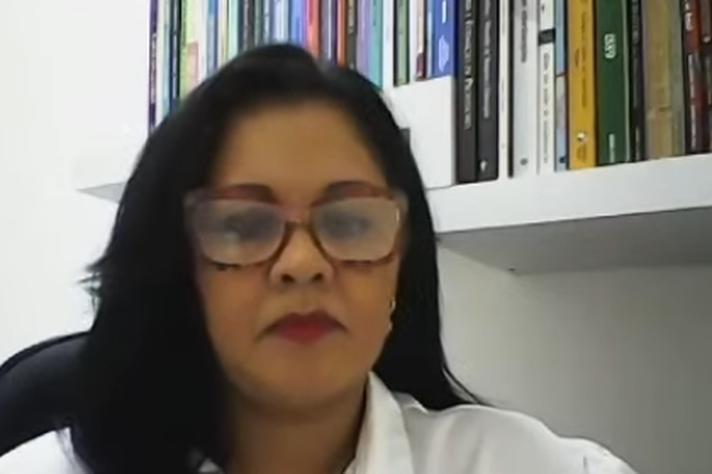 Adriana Marmori Lima, da Uneb