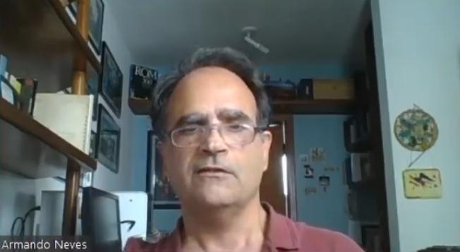 Armando Neves: trabalho coletivo