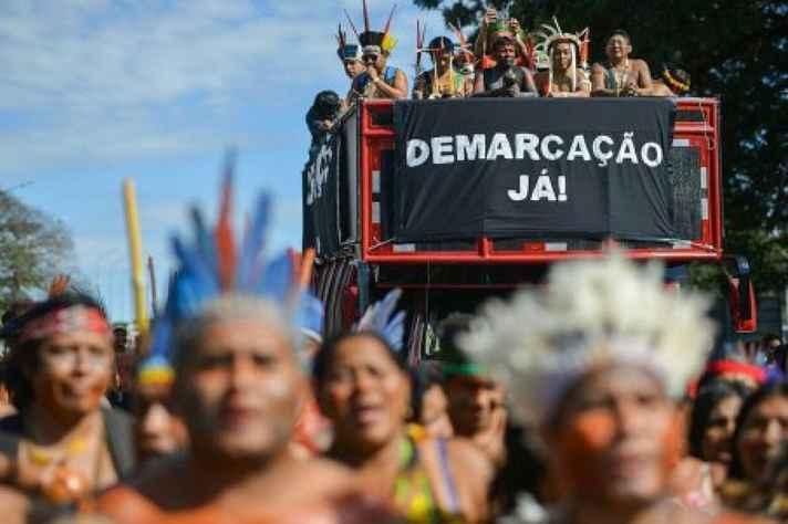 Brasil possui 479 terras indígenas demarcadas, segundo dados da Funai