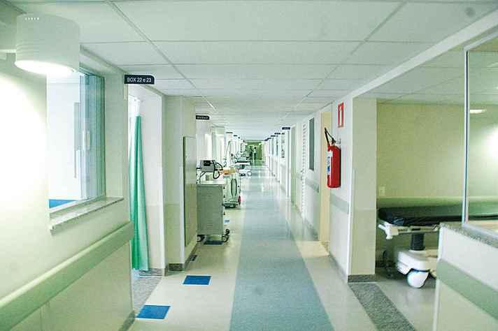 Santa Casa de Misericórdia de Belo Horizonte, hospital que conta com leitos para atendimento pelo SUS