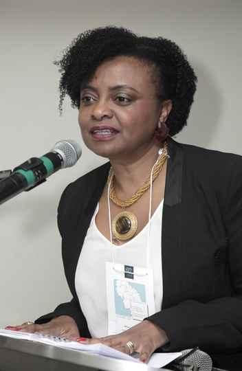 Nilma Lino Gomes, ex-ministra das Mulheres, Igualdade Racial e Direitos Humanos