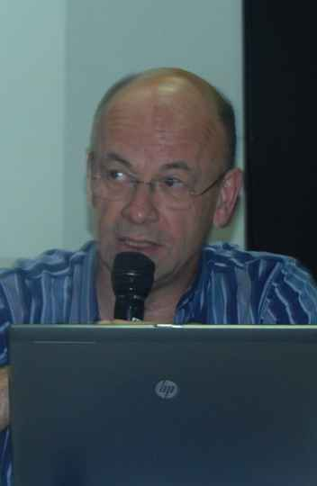 Georg Otte, professor da Faculdade de Letras