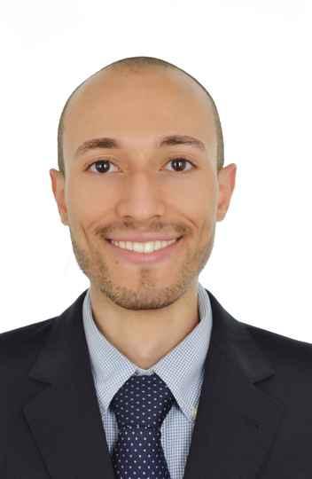 O pesquisador Lucas Amaral Costa